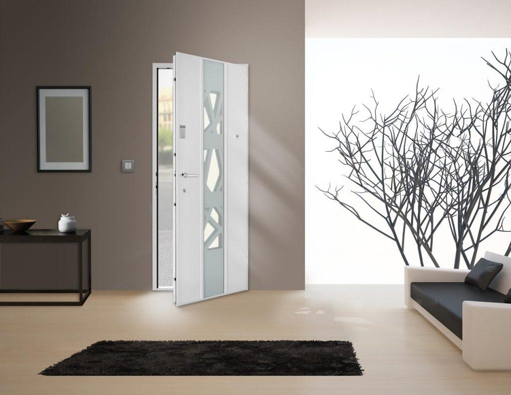 papier-peint pour portes